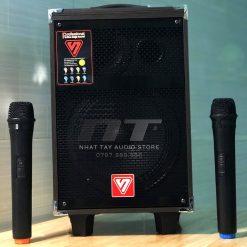Loa Keo Karaoke Mini Sy 1108 Bass 2 Tac Tam Gia Hon 1 Trieu