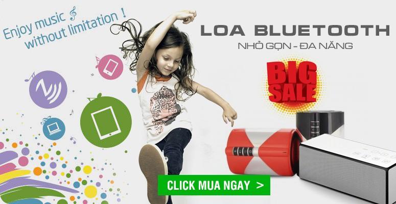 Banner Loa Bluetooth