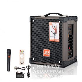 Loa Karaoke Mini Bass 2 Tac Tam Gia 1 Trieu Jbz Ne 106